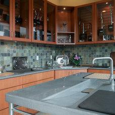 Kitchen by Artistic Baths