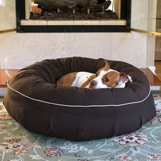 Traditional Dog Beds by FRONTGATE