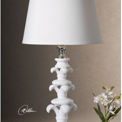 "Uttermost 27485 Civetta Lamps - Get 10% discount on your first order. Coupon code: ""houzz"". Order today."