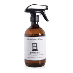 Murchison-Hume - Murchison-Hume Premium Glass & Mirror Polish - Australian White Grapefruit - Who says glass cleaner has to be blue? We offer an elegant, ammonia-free alternative that cleans and protects your glass surfaces in one go.  Clearly brilliant.