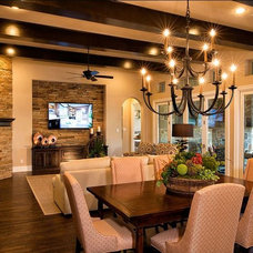 Transitional Chandeliers by Lighting Etc.