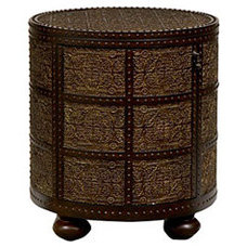 Mediterranean Side Tables And Accent Tables by Z Gallerie