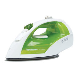 PANASONIC - PANASONIC NIE300TR WHT GREEN IRON 1200W RETRACTABLE CORD NON - PANASONIC NIE300TR WHT GREEN IRON 1200W RETRACTABLE CORD NON