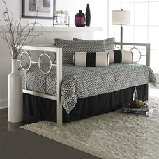 Contemporary Beds by Iron Accents