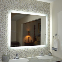 """Lighted Mirrors for every Bath MAM94840 48"""" wide x 40"""" tall -"""