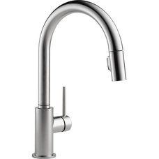 modern kitchen faucets by Lowe's Home Improvement