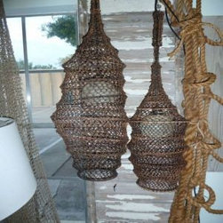 Fish Catcher Hanging Lamps - Fish Catcher Hanging Lamps