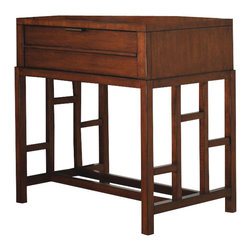 Tommy Bahama Home - Tommy Bahama Home Ocean Club Kaloa Nightstand - Tommy Bahama Home - Nightstands - 010536622 -