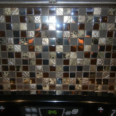 Modern Wall And Floor Tile by Glass Tile Store