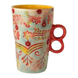Happy Clay - Handmade Venti Mug - Meet Your New Favorite Mug: