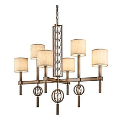 Kichler - Kichler 42105 Celestial 2-Tier  Chandelier - Product Features: