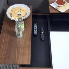 Eclectic Living Rooms from Joelle Nesen : Designers' Portfolio 6498 : Home & Gar