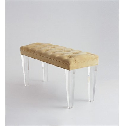 Contemporary Upholstered Benches by Jan Showers
