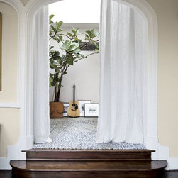 Smith and Noble Soft Top Drapery - Panels and drapery add dimension to any window. That's why drapes and curtains are the treatments of choice for showcase settings like living rooms, formal dining rooms or an intimate master bedroom. Starting at $158+