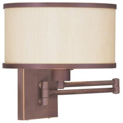 contemporary wall sconces by Hayneedle