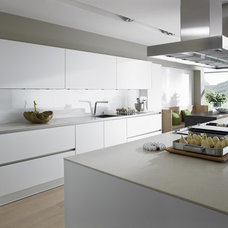 Modern Kitchen Cabinetry by SieMatic Mobelwerke USA