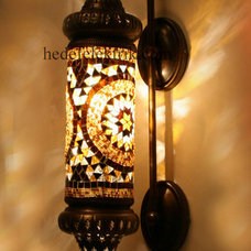 Traditional Wall Sconces by Hedef Aydınlatma