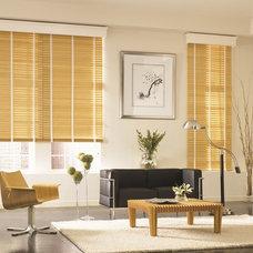 Modern Living Room by Blinds.com