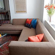 Modern Sectional Sofas by DAS Studio