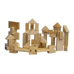 Beka Little Builder 50 pc Block Set - Beka Little Builder 50 pc Block Set