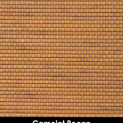 Horizons Natural Shade Patterns - These are all of the weaves that Horizons Natural Woven Shades are available in.