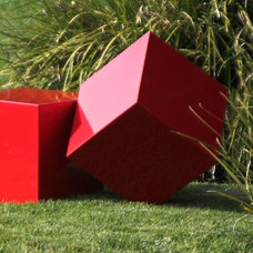 Contemporary Garden Sculptures by Sculpture With a Twist