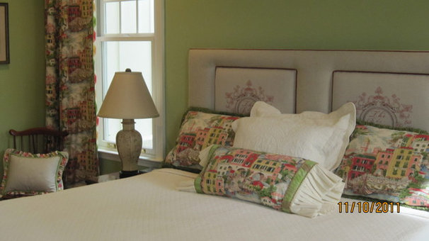 Traditional Bed Pillows by Pamela Foster & Associates, Inc.