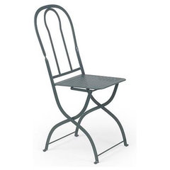 patio furniture and outdoor furniture Fermob Castille Plus Folding Chair