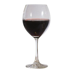 Ten Strawberry Street - Regina-Clear 15 oz. Red Wine Glass - Set of 8 - Set of 8. Made of glass. Dishwasher safe. Imported. Capacity: 15 oz.. 7 lbs.