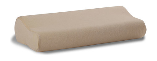 Contour Shaped Memory Foam Pillow - The Specifics