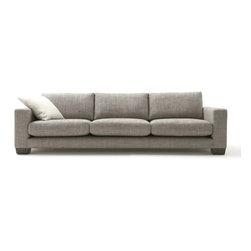 Enzo Sofa - Materials: