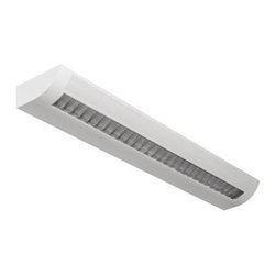 Utopia Lighting - Utopia 4-ft WIODLP Architectural Linear Wall Mount, 2 x 32W T8, Single Ballast, - Architectural indoor, direct/indirect suspended light. It creates soft and diffused lighting that ensures maximum visual comfort and balanced shadows. It can be installed individually or in a continuous line. Use for general office, banking, retail and educational environments.