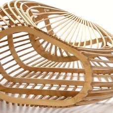 Contemporary Outdoor Lounge Chairs by Greener Grass Design