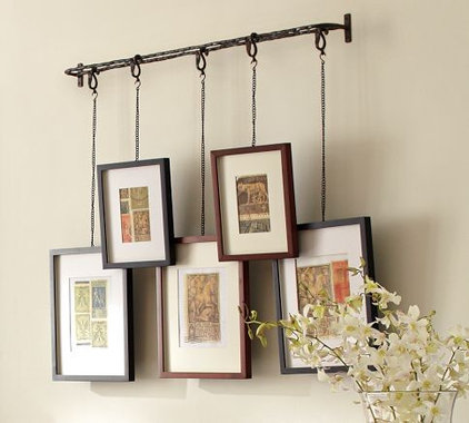 Eclectic Picture Frames by Pottery Barn
