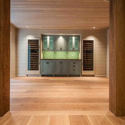 Super wide select grade white oak - Dimitri Ganas