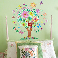 Contemporary Wall Decals by Oopsy daisy