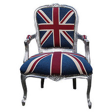 Eclectic Accent Chairs by Not on the High Street