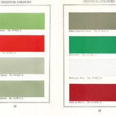 A Tint Book of Historical Colours | Patrick Baty – Historical paint consultant
