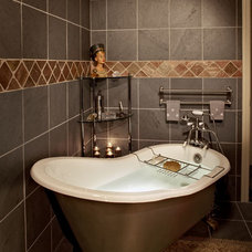 Traditional Bathroom by The Interior Edge