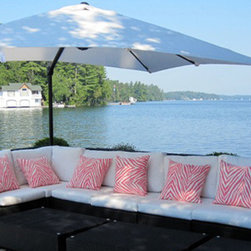 Outdoor Lounge Furniture -