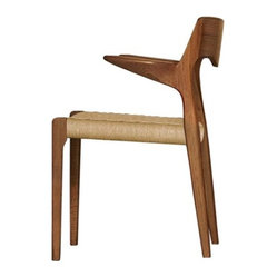 Moller Arm Chair 55 - Woven