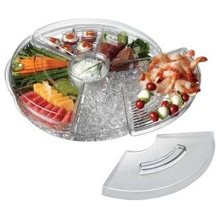 Contemporary Serving Dishes And Platters by muzzha!