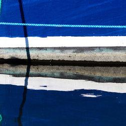 Boat Waterline Photo Print -