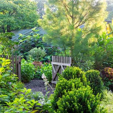 A Spot for Edibles | A Charming Garden With Planter's Punch | This Old House