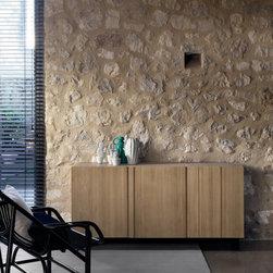 Storage - Solid Sideboard 3 Doors (also available in 4 doors)
