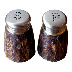 Bark Salt & Pepper