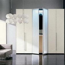 Modern Closet Organizers by DAYORIS DOORS / PANELS