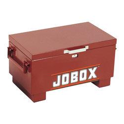 Jobox - Jobox Compact 31-inch Heavy-duty Chest - Heavy-duty ChestCapacity volume: 4 cubic feetWidth: 31 inches