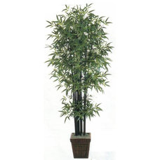 Asian Artificial Flowers Plants And Trees by Oriental Decor