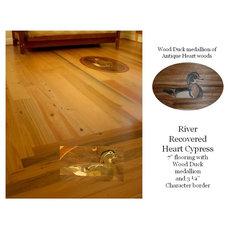 Modern Hardwood Flooring by Goodwin Heart Pine Company